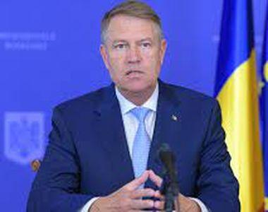 Klaus Iohannis a eliberat din funcție șase magistrați