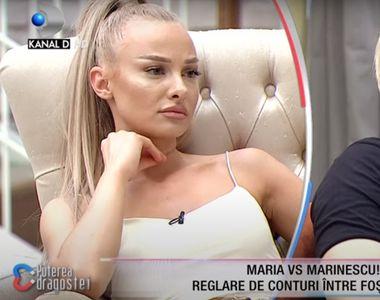 """Răsturnare de situație în relația dintre Maria și Cristi Marinescu de la """"Puterea..."""