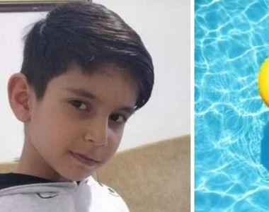 Moarte șocantă pentru un copil: s-a înecat în piscină în fața părinților