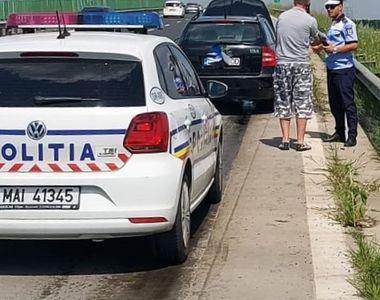 Atenție mare pe drumul spre mare. Aglomeraţie pe Autostrada A2 Bucureşti - Constanţa