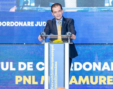 """Reacția dură a lui Ludovic Orban referitor la campania echipei Cîțu: """"Trebuie să plece..."""