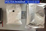 Un ieșean a fost prins în București în timp ce ridica un pachet cu două kilograme de substanţe psihoactive