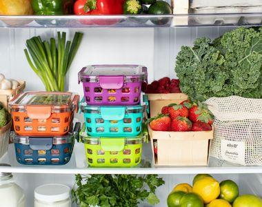 Sfaturi pentru organizarea frigiderului și păstrarea alimentelor proaspete mai mult timp