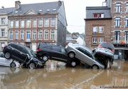 Doliu național în Belgia, după inundațiile care au luat viața mai multor persoane