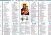 Calendar ortodox august 2021: Lista completă a sărbătorilor