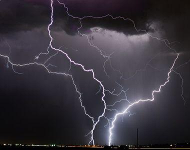 Un nou cod galben de ploi torențiale pentru 25 de județe - HARTA