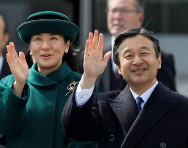 Împăratul Naruhito al Japoniei va asista la ceremonia de deschidere a Jocurilor Olimpice