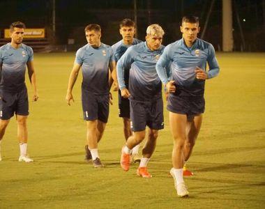 Tricolorii au făcut antrenamentul oficial pentru partida cu Honduras la Kashima Club...