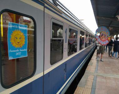 Trafic feroviar blocat pe ruta București – Constanța. Călătorii au întârzieri majore de...