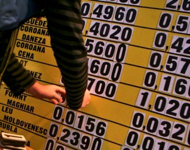 Curs valutar BNR, azi 22 iulie 2021: La ce valoare se tranzacţionează euro?