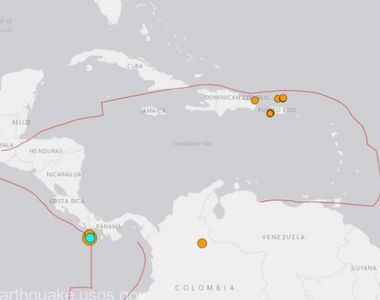 Un cutremur cu magnitudinea 6,7 a zguduit Pacificul