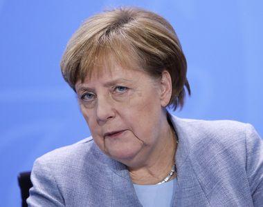 Angela Merkel apără un acord cu SUA care va permite continuarea proiectului...