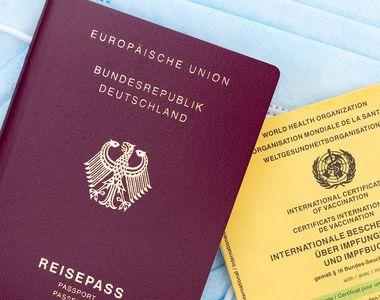 Țara care introduce pașaportul COVID obligatoriu pentru accesul în spațiile închise