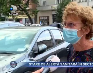 Stare de alerta sanitara in Sectorul 1