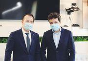Scandal între Florin Cîțu și Nicușor Dan la PNL. Ce s-aîntâmplat