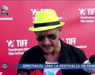 Spectacol unic la Festivalul de Film