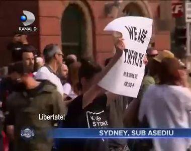 Sydney, sub asediu
