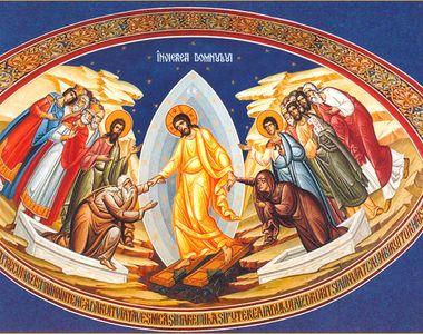 Când pică Paștele în 2022 în calendarul ortodox şi cel catolic?