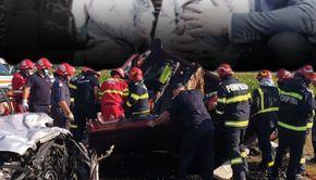 VIDEO | Scene de groază. 7 morți în impact