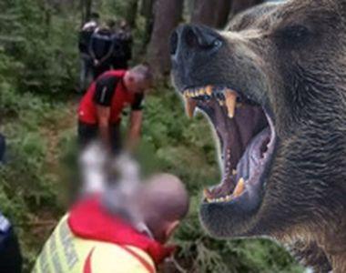 VIDEO | Încă un bărbat ucis de urs