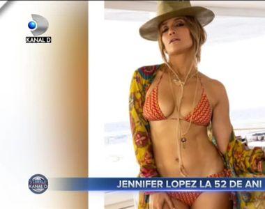 Jennifer Lopez la 52 de ani