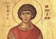 Cine a fost Sfântul Pantelimon, doctorul fără de arginți, pe care îl sărbătorim pe 27 iulie