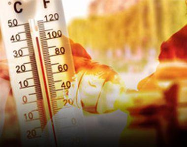 VIDEO| Caniculă peste România: Temperaturile maxime vor ajunge şi la 39 de grade