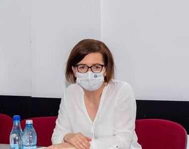 """Ioana Mihăilă: """"Măsurile care se aplică de la 1 august au legătură strictă cu..."""