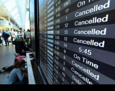 VIDEO | Coşmar pe aeroport: Avion întârziat aproape 14 ore