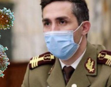 """VIDEO   Valeriu Gheorghiţă, despre valul 4 al pandemiei: """"Vom avea şi 1.500 de..."""