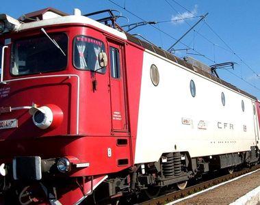 Bărbat, lovit mortal de tren la Periș, lângă București