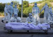 Un oraș din China, închis din cauza unui focar de coronavirus