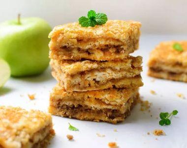 Plăcintă cu mere, reţeta de vară: Cum se prepară?
