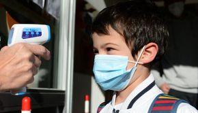 OMS: Varianta Delta de coronavirus nu-i vizează în mod specific pe copii