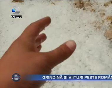 Grindina si viituri peste Romani