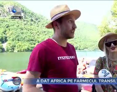 A dat Africa pe farmecul Transilvaniei
