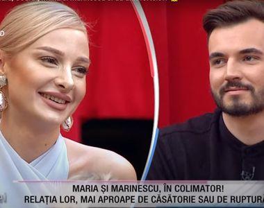 """""""O ceri în căsătorie?"""" Cristi Marinescu de la """"Puterea Dragostei"""",..."""