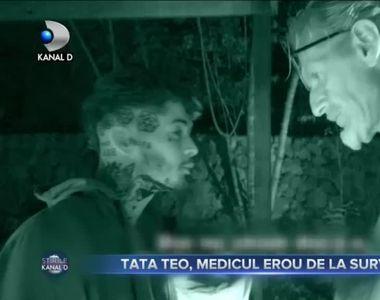 Tata Teo, medicul erou de la Survivor