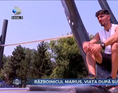 Razboinicul Marius, viata dupa Survivor