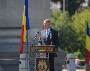 Ce mesaj a transmis Klaus Iohannis cu ocazia Zilei Europene de Comemorare a...