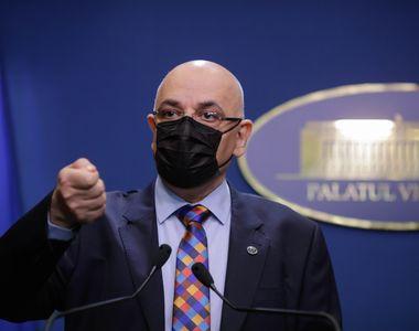 """Raed Arafat a discutat despre noul val al pandemiei de COVID-19: """"Am văzut că nu se mai..."""