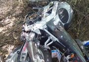 VIDEO   Un cetățean grec, arestat în România, după ce a produs un accident mortal și a încercat să ascundă urmele