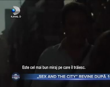 Sex and the city revine dupa 16 ani