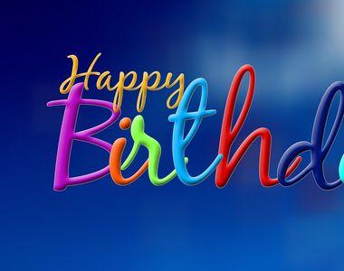 """Urări de ziua de naştere: Cele mai frumoase felicitări cu """"La mulţi ani!"""""""