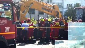 VIDEO | Nereguli grave după moartea muncitorilor înghițiți de pământ: șantierul pe care lucrau NU avea autorizație