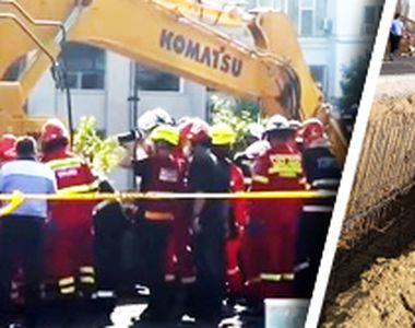 VIDEO | Nereguli grave după moartea muncitorilor înghițiți de pământ: șantierul pe care...