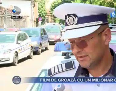Film de groaza cu un milionar grec