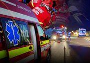 VIDEO   Plan roșu de intervenție - Accident rutier în Teleorman. S-au înregistrat opt victime, dintre care două au murit