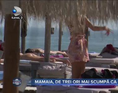 Mamaia, mai scumpa de 3 ori decat Grecia