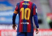 Răsturnare de ultim moment. Messi pleacă de la Barcelona